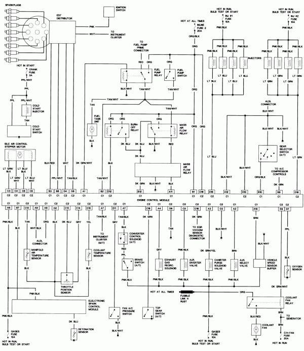 Chevy 305 Engine Wiring Diagram And Austinthirdgen In 2020