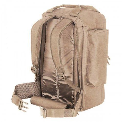 Voodoo Tactical 15-0152 Travel Storage Bag Pack w/Shoulder Straps and Waist Belt