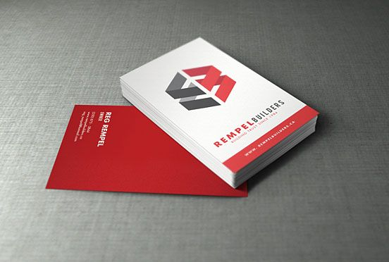 69 best business cards images on pinterest construction business 40 creative real estate and construction business cards designs reheart Image collections