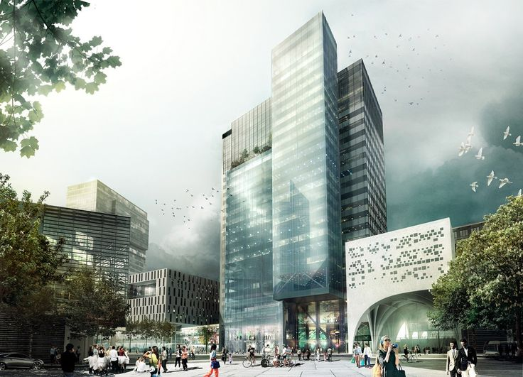 PostZERO' Nordic Built Challenge Finalist Proposal / Space Group Architects