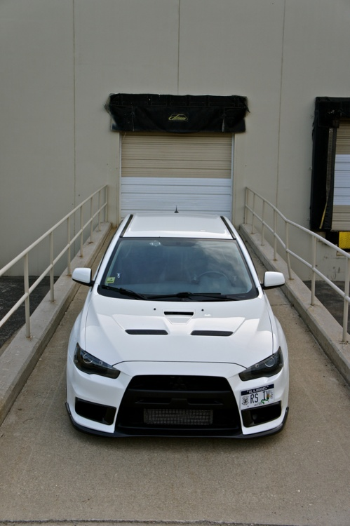 Love the EVO most in white.