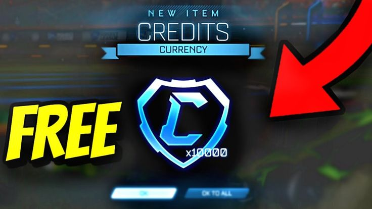HOW TO GET FREE CREDITS IN ROCKET LEAGUE?! Rocket league