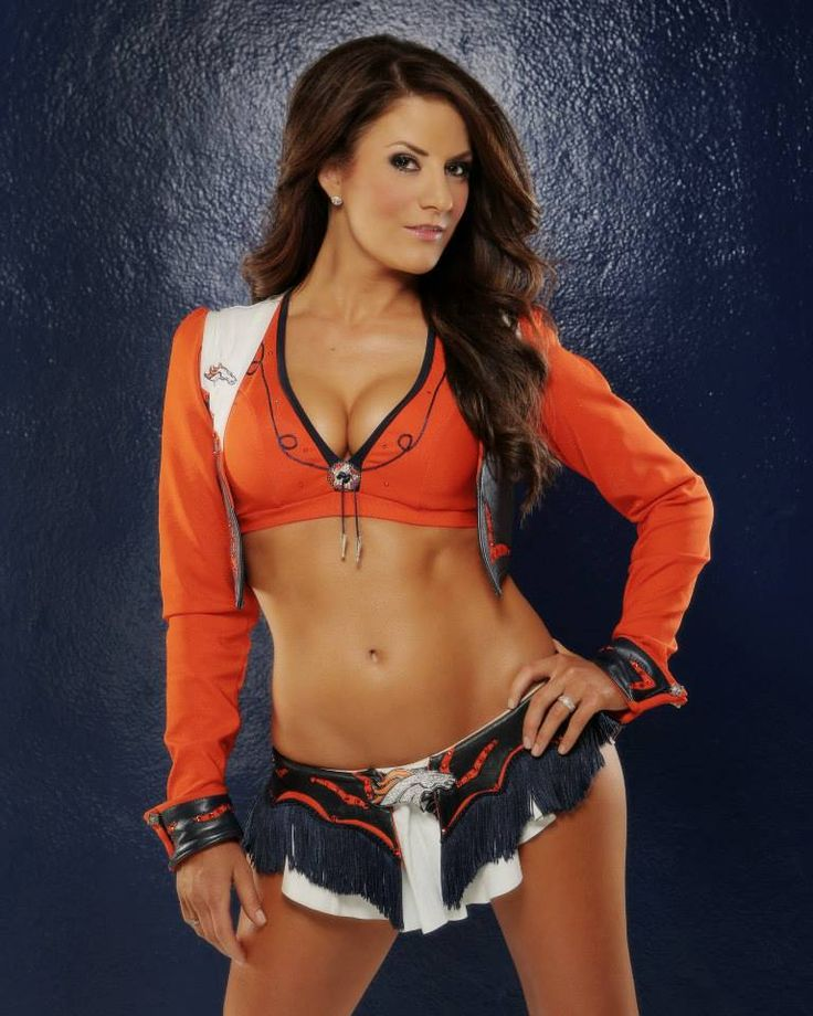 2013-2014 Denver Bronco Cheerleader Squad | Denver Broncos ...