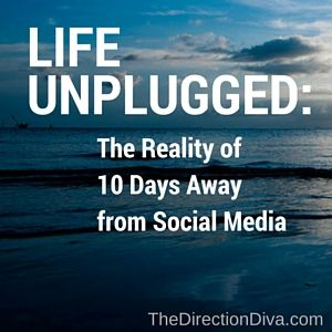 Life Unplugged: The Reality of 10 Days Away From Social Media