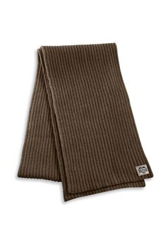 Carhartt Mens A351 Series 1889 Knit Scarf - Canyon Brown | Buy Now at camouflage.ca