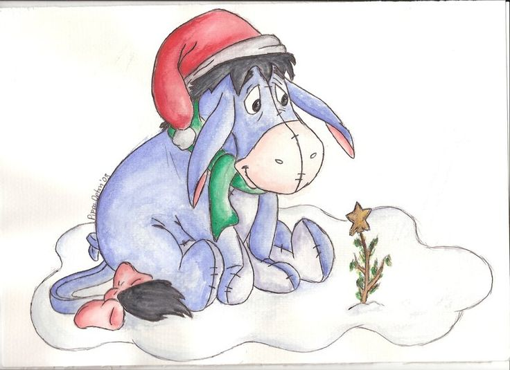 539 best pictures of eeyore..i love him! images on Pinterest ...