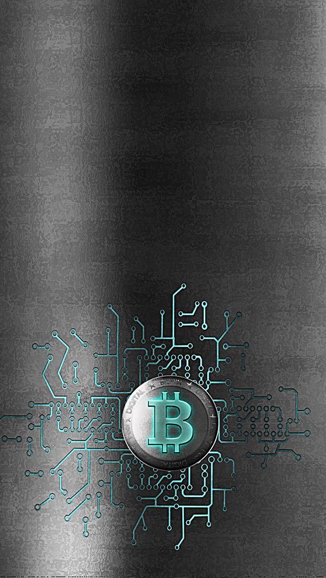 cryptocurrency wallpaper iphone