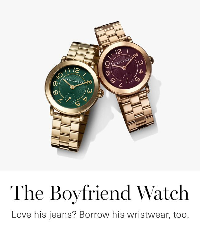 The Boyfriend Watch
