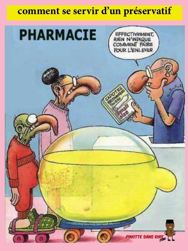 comment se servir d'un préservatif