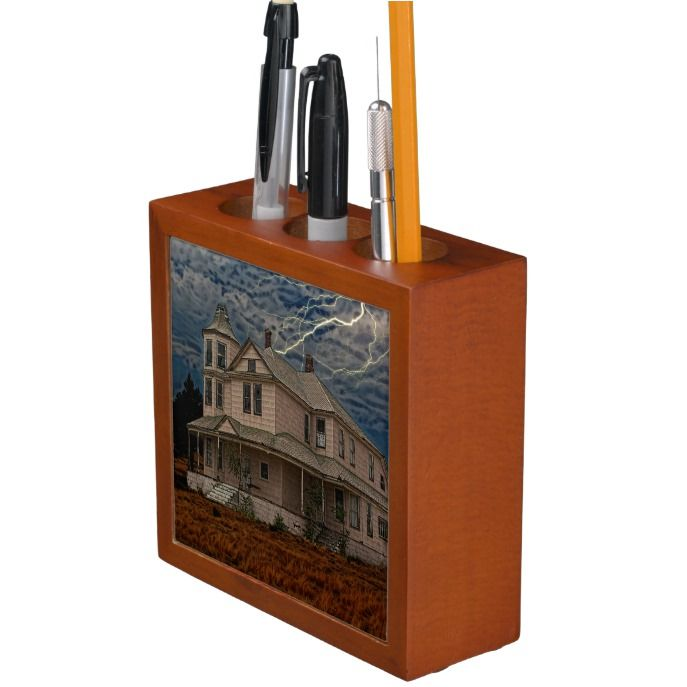 Your Own Branded Desktop Organiser and Personalized Pens