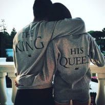 The King & his Queen Pullis