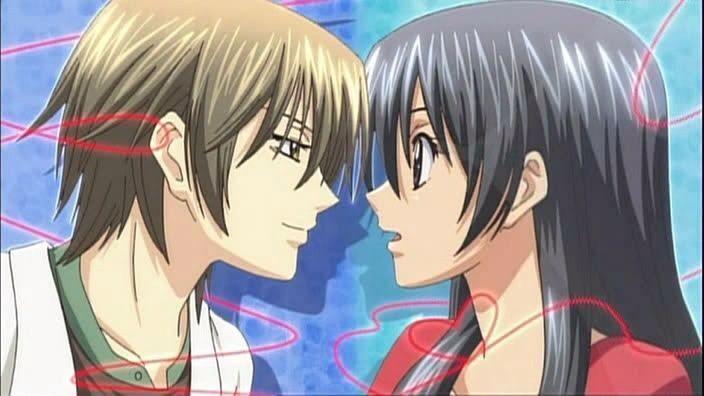 Hikari And Kei (Special A) | Anime Amino
