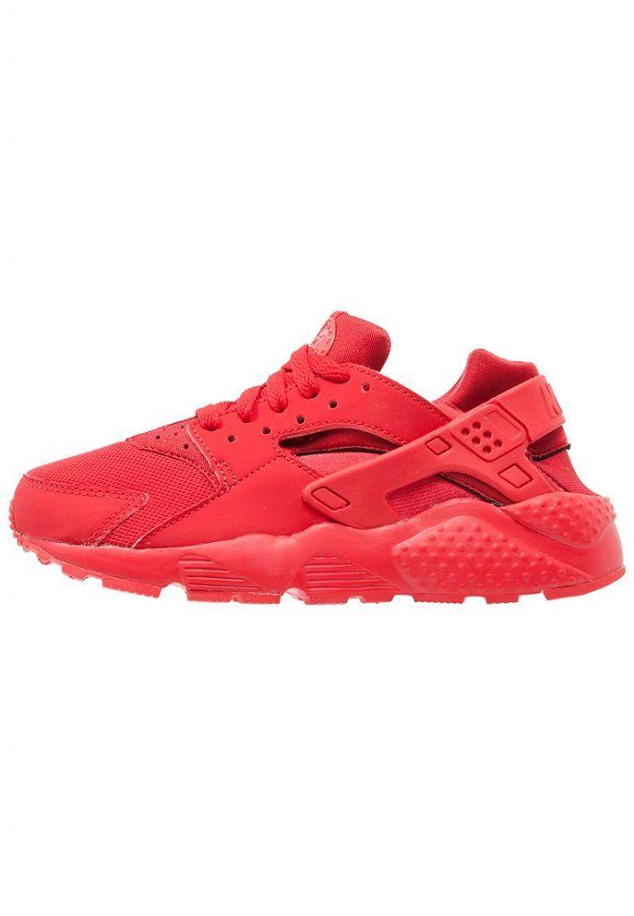 #Nike #Sportswear #HUARACHE #RUN #Sneaker #low #university #red für #Jungen -