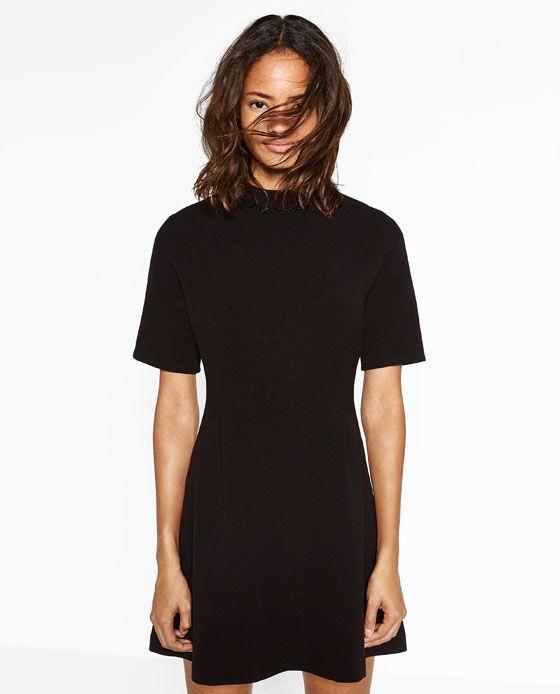 A-LINE DRESS from Zara