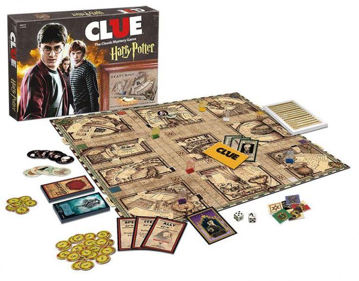 Résolvez l'énigme de l'étudiant disparu dans Clue Harry Potter ! Un étudiant a mystérieusement disparu de Poudlard, et Dumbledore a besoin d'un détective !
