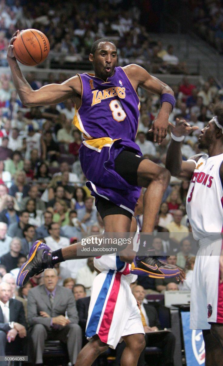 Detroit Pistons 2004 College Basketball In 2020 Kobe Bryant Los Angeles Lakers Kobe