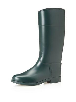 50% OFF igor Kid's Carla Nina Rain Boot (Verde)