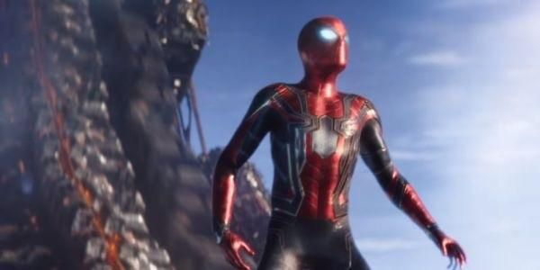 I dont know if anyones brought this up regarding the Iron-Spider suit in the IW trailer but will the Iron-Spider legs be in use in this particular shot when the film releases? I personally think they were CGId out