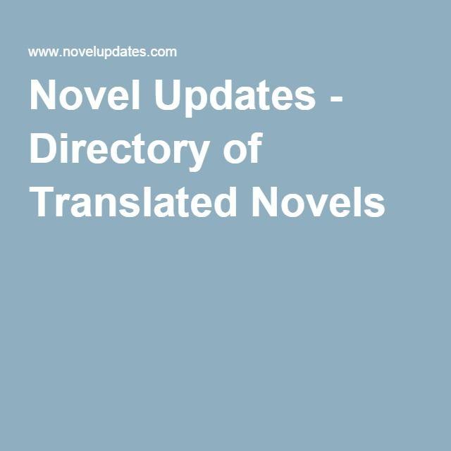 Novel Updates - Directory of Translated Novels