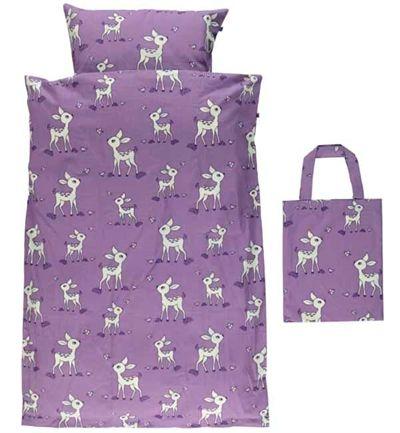 Lilla Bambi Sengetøj (Baby) Fra Småfolk
