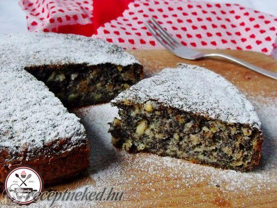 Pihe-puha, mákos, almás vanília sodóval kínáld ;-)