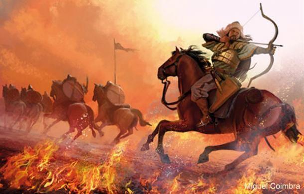 Hungarian Warriors,