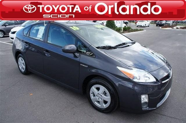 The Orlando Toyota Prius effortlessly provides drivers with style, fuel efficiency, and an exciting performance. Test drive a used Toyota Prius in Orlando today at our dealership and start reaping the benefits of 50 mpg!     http://blog.toyotaoforlando.com/2012/12/toyota-of-orlando-used-cars-present-fuel-efficiency-and-style/