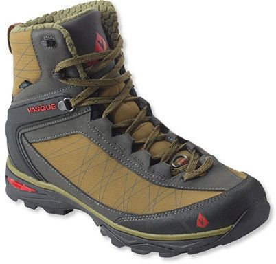 L.L. Bean Mens Vasque Coldspark Waterproof Insulated Boots