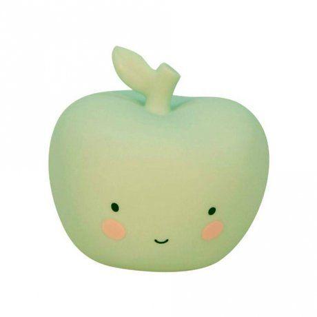 Прекрасный Маленькая компания Лампа яблоко мята 9x9x8,5cm