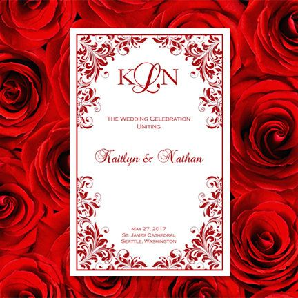 Diy wedding program template hakkında Pinterestu0027teki en iyi 20+ fikir - how to design wedding program template