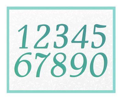 Couture Creations: Alpha/Numeric | CHA Sneak Peek 2016