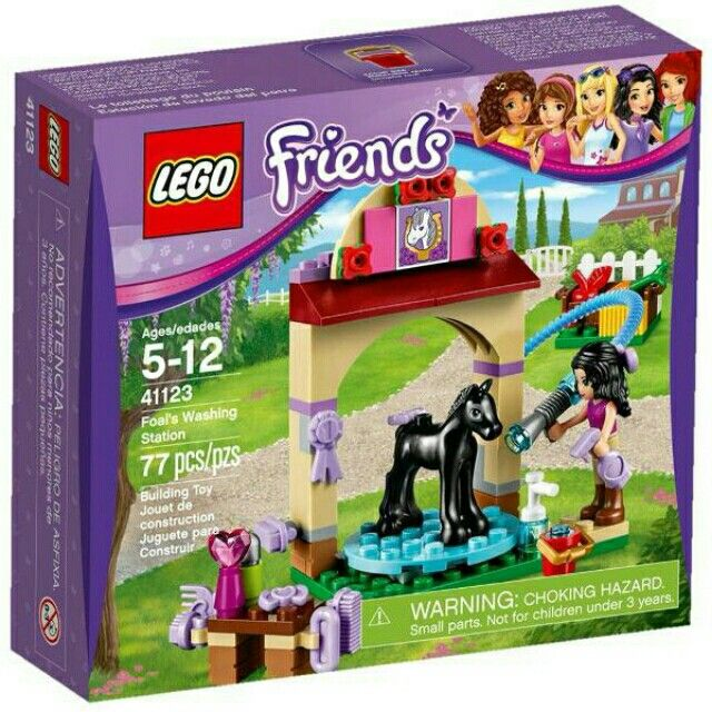 Temukan dan dapatkan terbaru LEGO 41123 FRIENDS Foal's Washing Station bermutu hanya Rp221.000 di Shopee sekarang juga! https://shopee.co.id/red_armyy/461766768 #ShopeeID