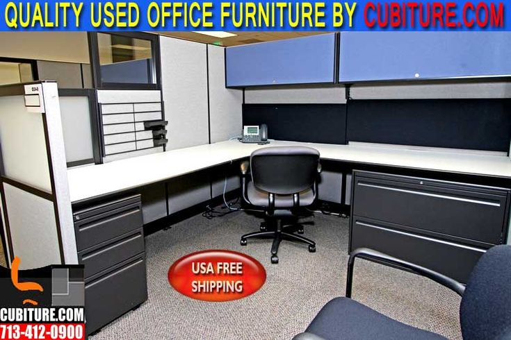 Refurbished/Used Office Furniture For Sale By Cubiture A Leading Manufacturer Of New, Used & Refurbished Furniture. FREE OFFICE LAYOUT Design CAD Drawing.
