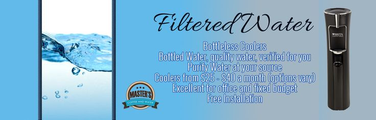 Bottled water delivery service for your business by Masters Coffee and Water Service. Bottled Water Delivery for Your Office. Call us at 760-244-5073.