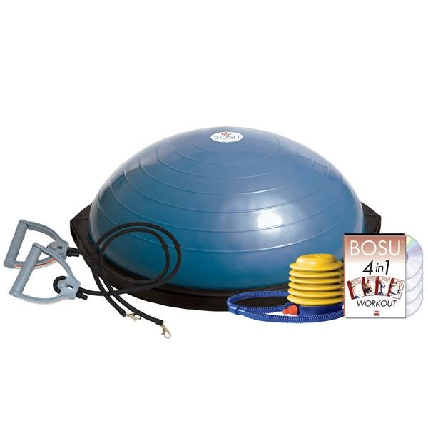 BOSU® Balance Trainer with Fitness Cords
