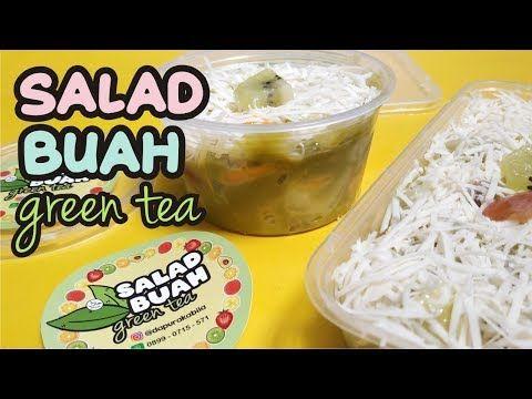 Resep Salad Buah Saus Green Tea Ide Usaha Kuliner Kekinian Modal Minim Youtube Di 2020 Resep Salad Salad Buah Resep