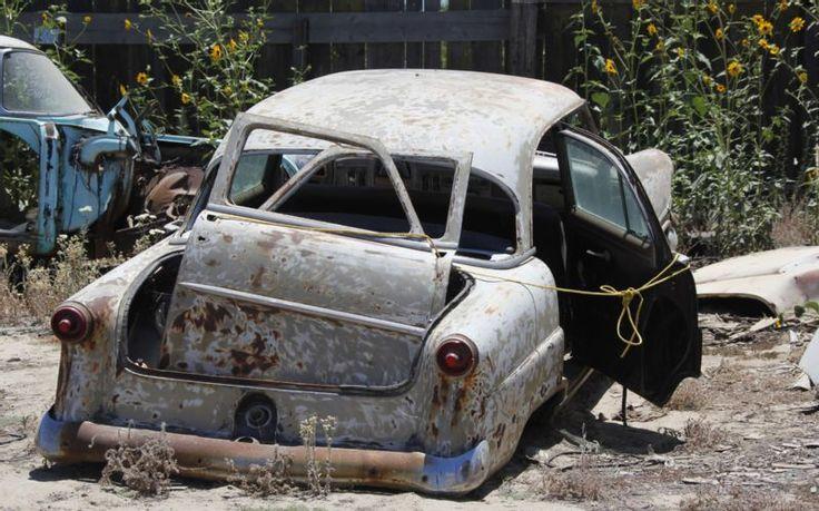 17 Best Junk Yards Images On Pinterest Junk Yard Rusty