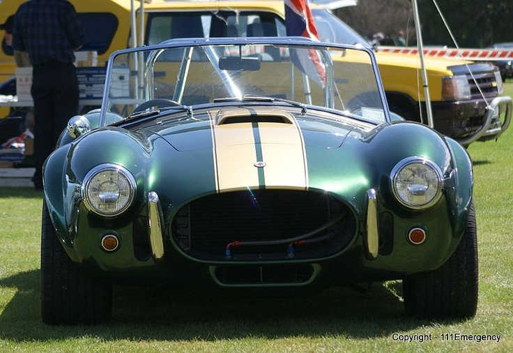 AC Cobra: Accobra 427