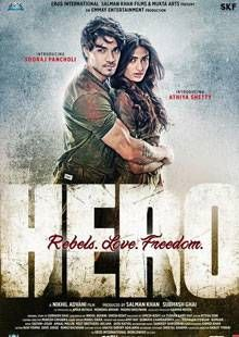Hero Movie Review, Trailer, & Show timings at Times of India