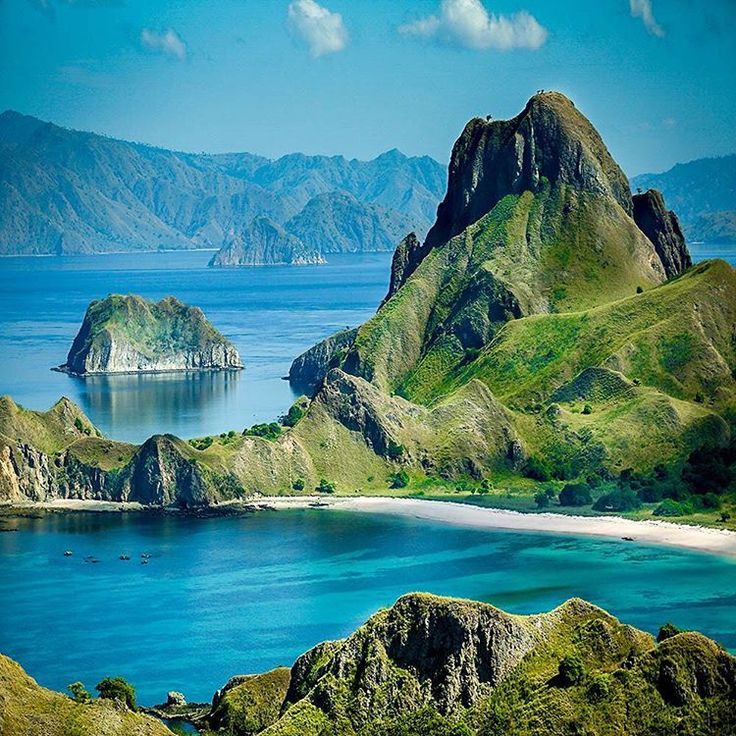 """Padar Island, Komodo National Park"""