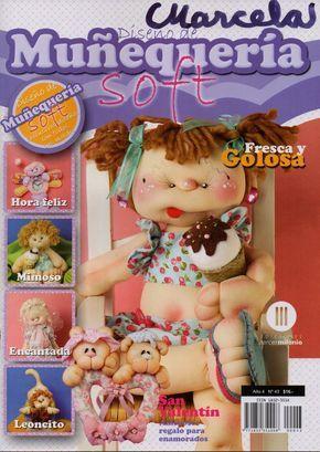como hacer una muñeca soft  Descubre todo sobre de los bebés en somosmamas.