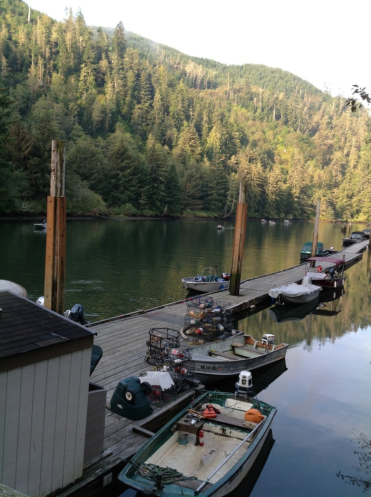 17 best images about fishing on pinterest rigs king for Fishing in lincoln city oregon