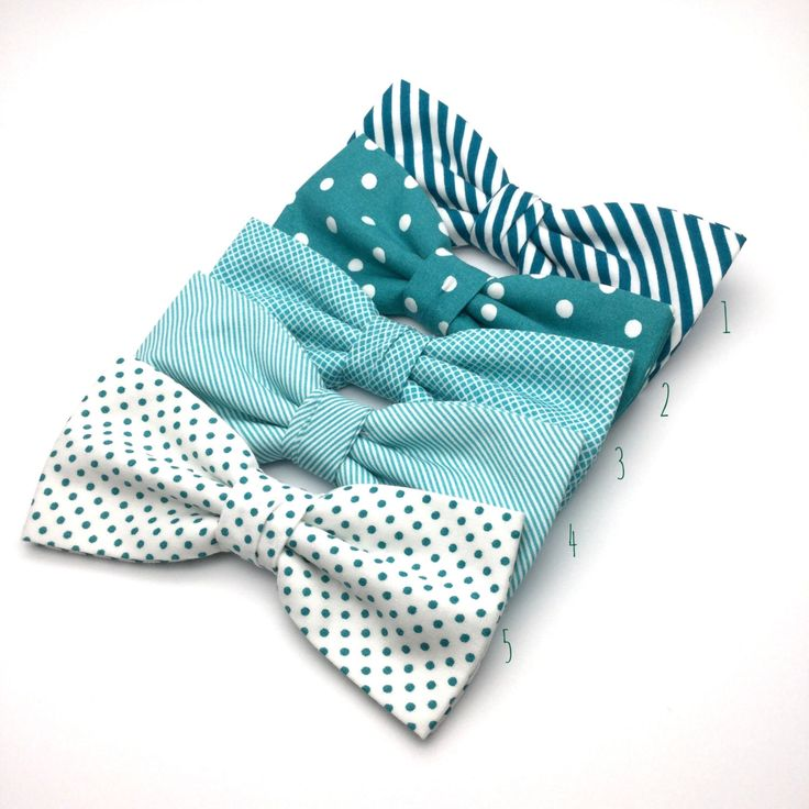 Teal green Bow tie Mix n Match Wedding spring pre tied Mens bow tie Cotton Bowtie for groom groomsmen polka Dot spotted Striped checked Gift by GloiberryBowtie on Etsy https://www.etsy.com/uk/listing/237009759/teal-green-bow-tie-mix-n-match-wedding