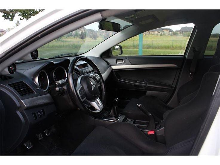 """Car - 2012 Mitsubishi Lancer EVO GSR! MODIFIED! in Calgary, AB  $37,500"""