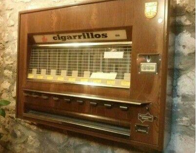 Màquina de tabaco