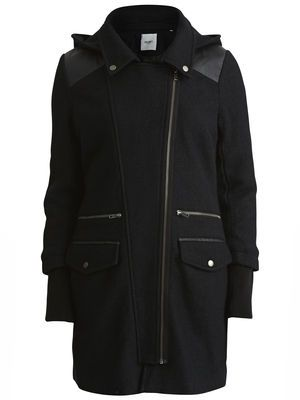LONG-FITTED JACKET