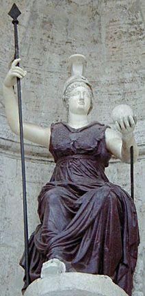 Athena: Celestial Goddesses, Goddesses Temples