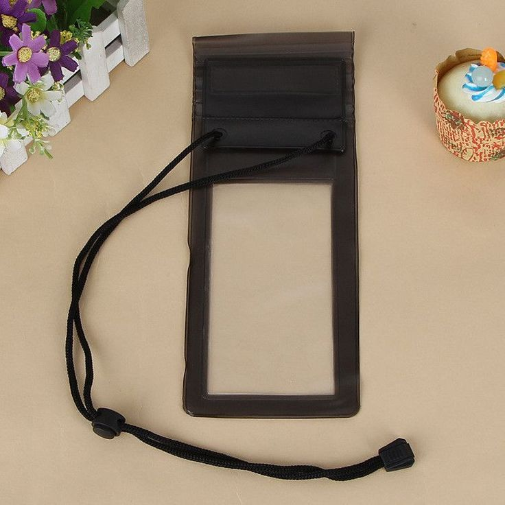Universal Waterproof Phone Case Cover Pouch With Strap