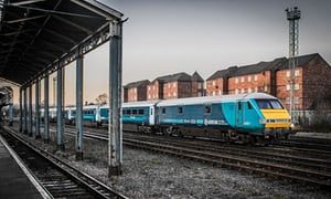 Arriva Trains Wales' Gerald of Wales (Y Gerallt Gymro).
