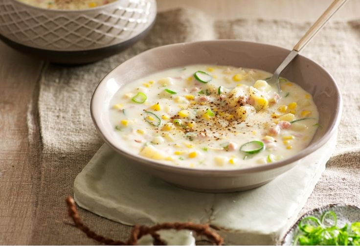 This thick hearty chowder will fill you up and keep you warm and satisfied all winter long.